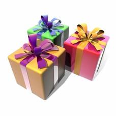 (Kraam)cadeau's