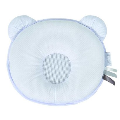 Candide Petit Panda air+ hoofdkussentje blanc (wit)