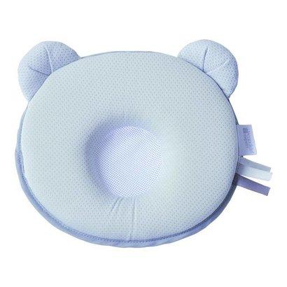 Candide Petit Panda air+ hoofdkussentje grijs