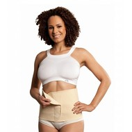 Carriwell Belly Binder Sluitlaken Naturel wit