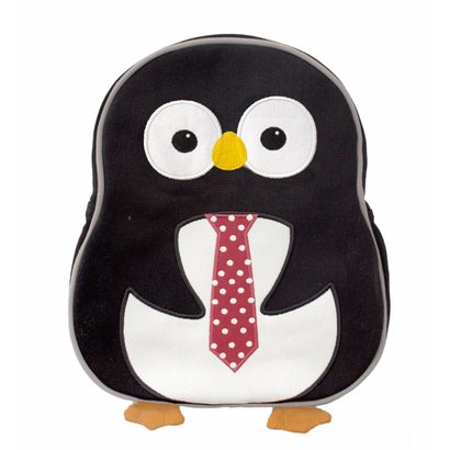 Apple Park rugzak/rugtas pinguin