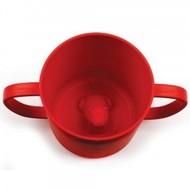 JJ Rabbit cuppies drinkbekertje rood