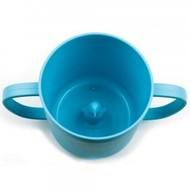 JJ Rabbit cuppies drinkbekertje blauw