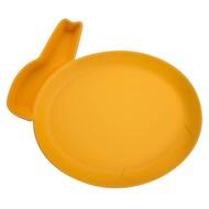 JJ Rabbit dipPlates babybordje oranje