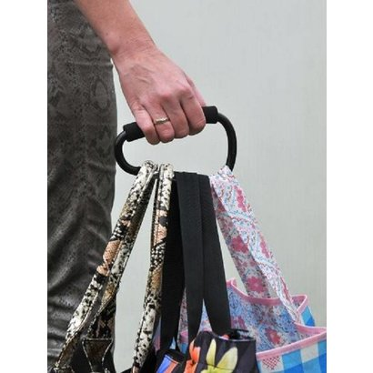 A3 Baby & Kids Metalen tassenhaak - Ideaal voor aan de kinderwagen of in de hand