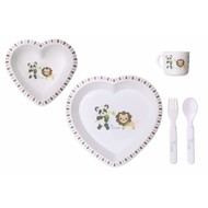 Bo Jungle B-Dinner set Heart