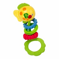 Bo Jungle B-Rattle & Shake Teether Fish