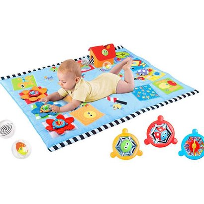 Yookidoo Discovery Playmat speelkleed