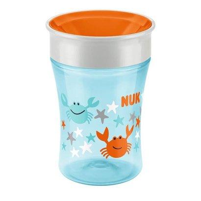 NUK Magic Cup drinkbeker kreeftje 250 ml