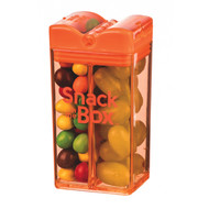 Snack in the Box oranje