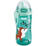 NUK drinkbeker Kiddy Cup met drinktuit Fox