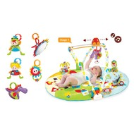 Yookidoo Gymotion Activity Playland Speelkleed