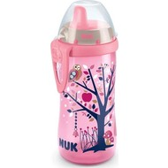 NUK drinkbeker Kiddy Cup met drinktuit Tree