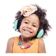 Alecto BV-71 gehoorbeschermer voor baby's en kinderen