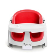 Ingenuity Baby Base 2 in 1 red
