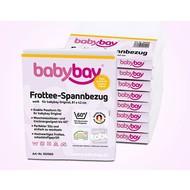 Babybay overtrekken voor Maxi en Boxspring