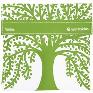 LunchSkins Sandwich bag - Green Tree