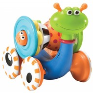 Yookidoo Volgspeeltje Crawl N Go Snail