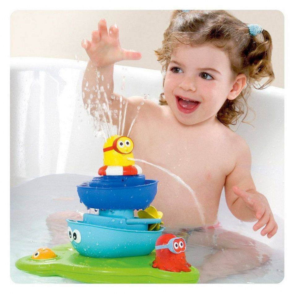 Speelplezier in bad, met dit leuke badspeelgoed!