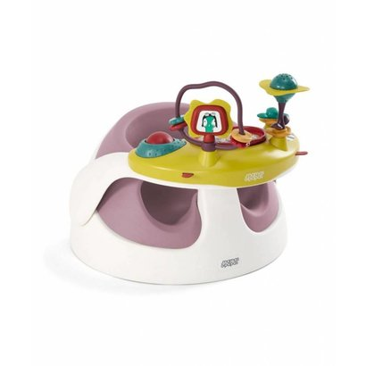 Mama's and Papa's Baby Snug en Play Tray - Dusky Rose