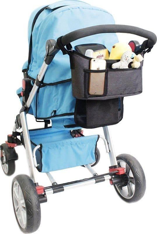 Babydan Buggy Organizer Ideaal Voor Je Spulletjes Tijdens Het