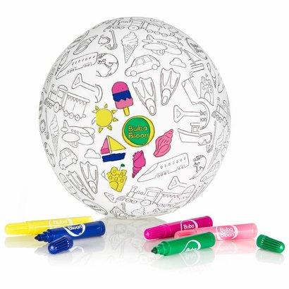 BubaBloon Colour your own speelgoed ballon