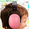 Alecto BV-71 gehoorbeschermer voor baby's en kinderen - roze