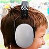 Alecto BV-71 gehoorbeschermer voor baby's en kinderen - wit