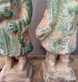 Terracotta beeldjes