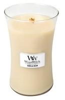 Woodwick, Large Candle Vanilla Bean