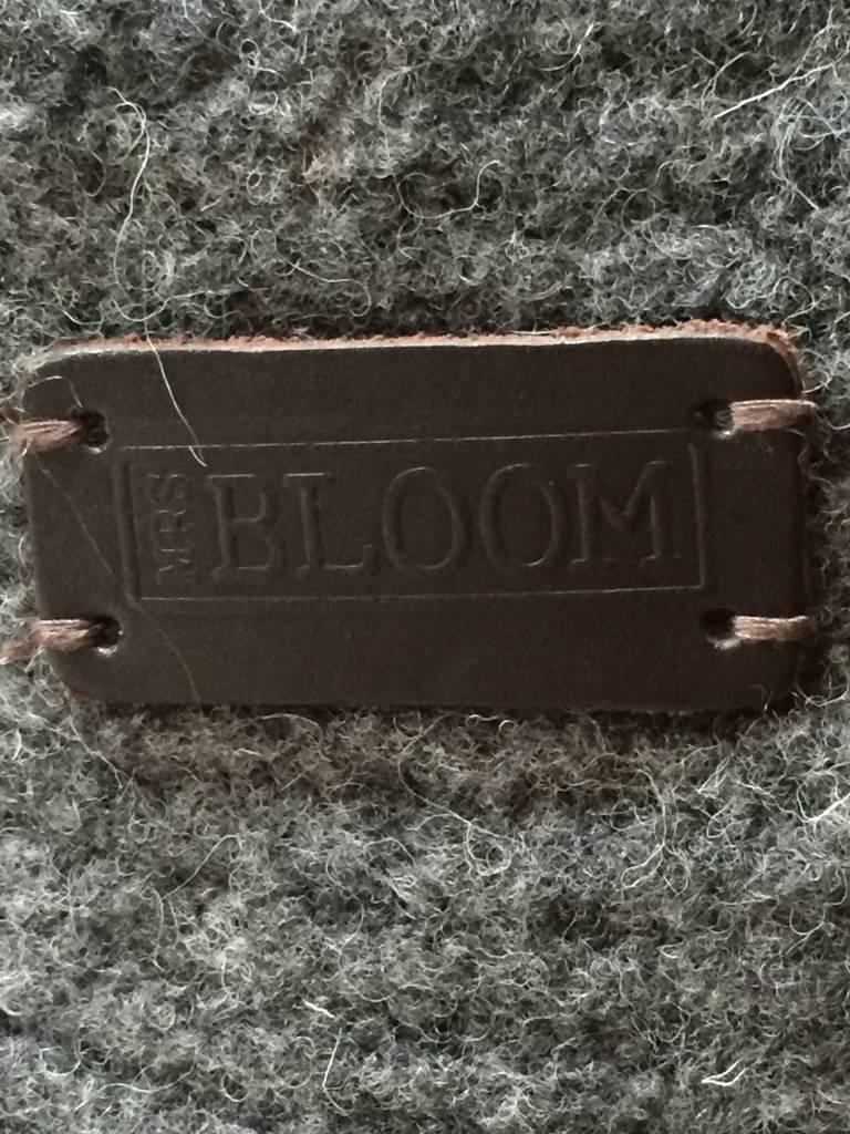 Poncho (Grijs) Mrs. Bloom