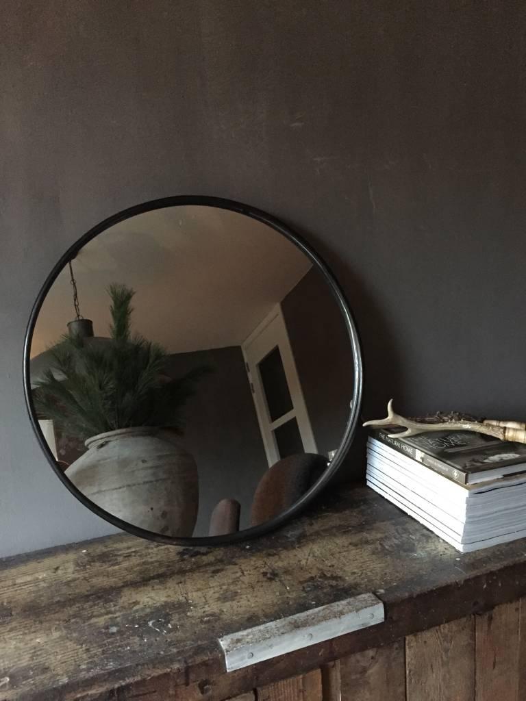 Great elegant awesome spiegel rond groot with plakspiegel for Ronde plakspiegel