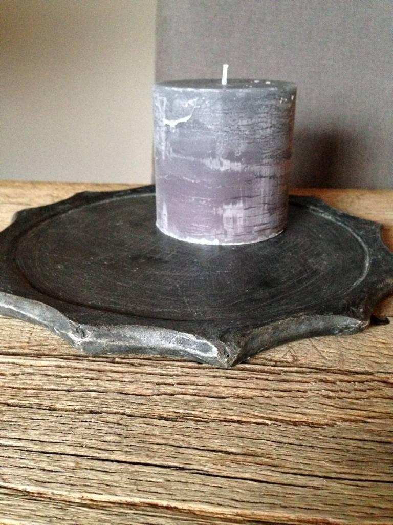 Soapstone plate