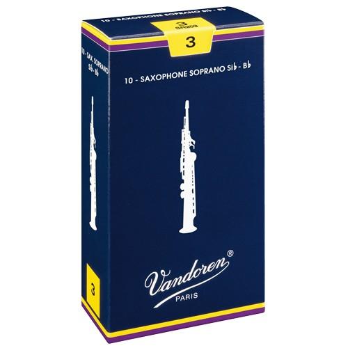 Vandoren Vandoren sopraansaxofoon rieten Traditional