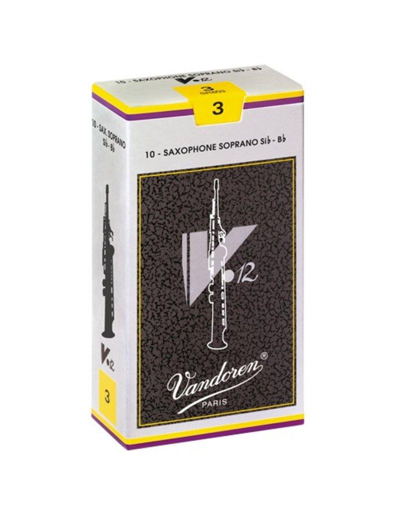 Vandoren Vandoren sopraansaxofoon rieten V12