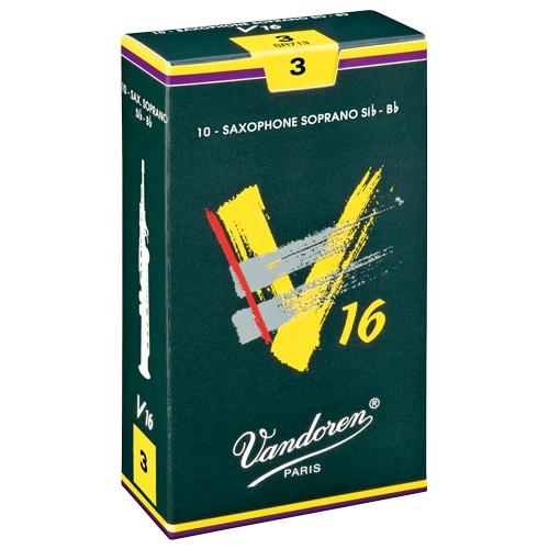 Vandoren Vandoren sopraansaxofoon rieten V16