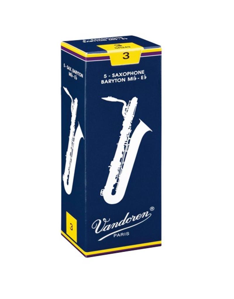 Vandoren Vandoren baritonsaxofoon rieten Traditional