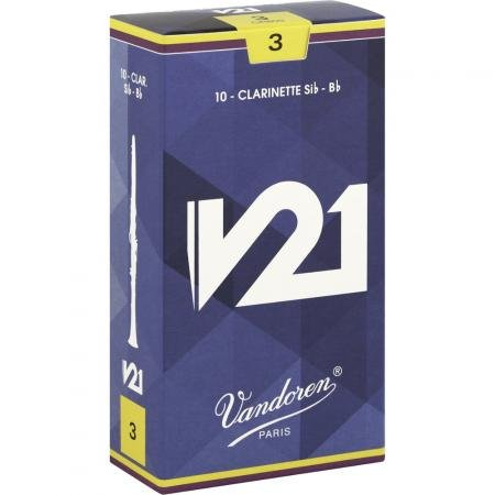 Vandoren Vandoren besklarinet rieten V21