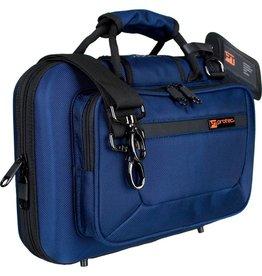 Protec besklarinet koffer blauw