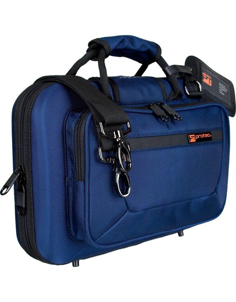 Protec Protec besklarinet koffer blauw