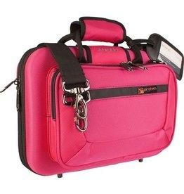 Protec besklarinet koffer hot pink