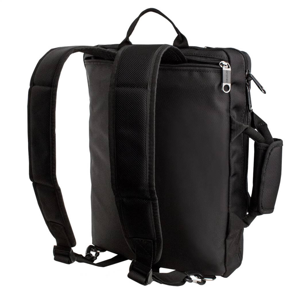 Protec Protec hobo koffer en carry-all zwart