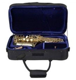 Protec Sopraansaxofoon koffer zwart voor gebogen sopraansax