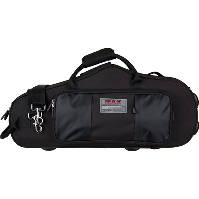 Protec Protec MAX altsaxofoon vormkoffer Zwart