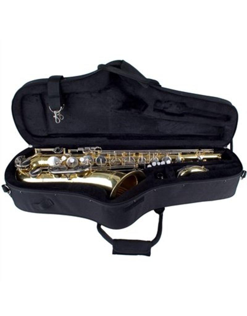 Protec Protec MAX tenorsaxofoon vormkoffer Zwart