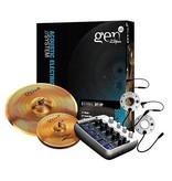 Zildjian Zildjian Gen16 AE48 Buffed Bronze boxed system DS Box S set G16BS4DS