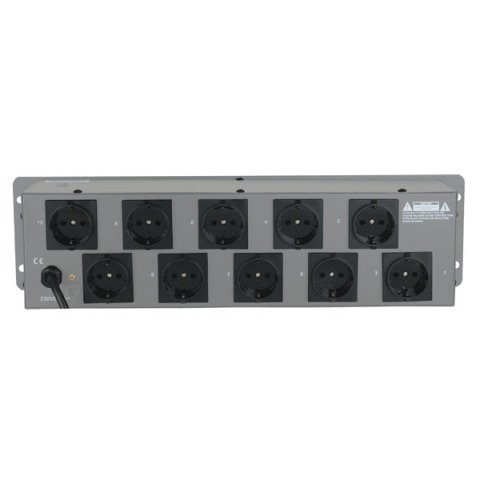 Showtec Showtec DJ switch 10 50364