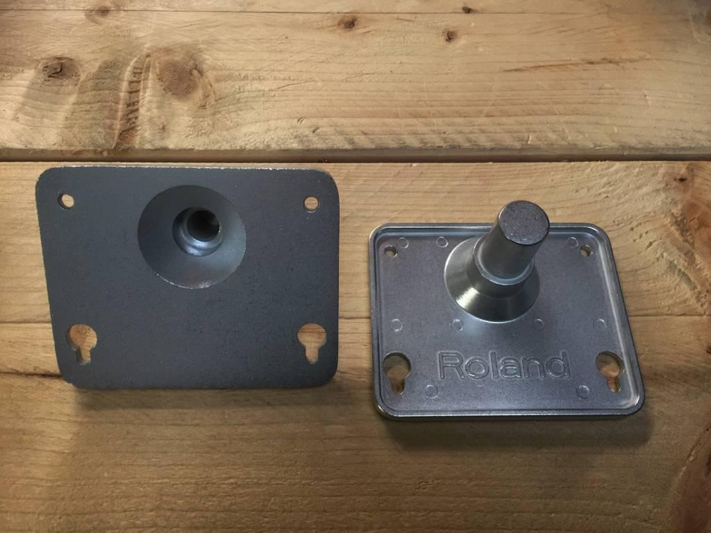 ROLAND montage plaat voor spdsx spd30 04126556 13A4006C stay