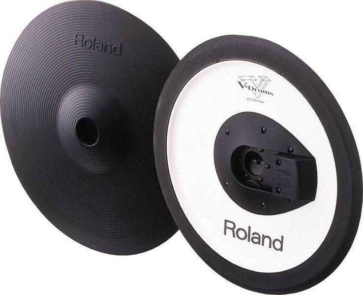 ROLAND  CY15R cymbal pad 3 zones
