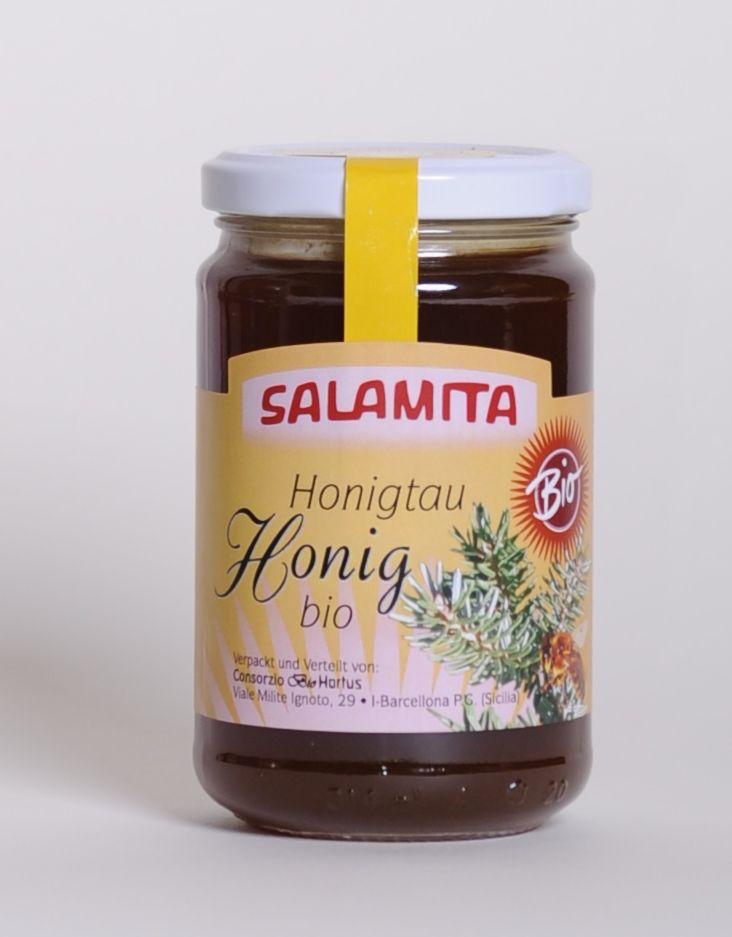 Salamita Honigtau-Honig, 300gr im Glas